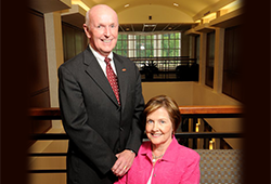 Lindleys enhance their support of Elon with estate gift